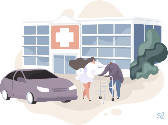 Caregiving - Transportation