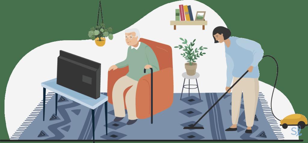 Long Term Care - Housekeeping