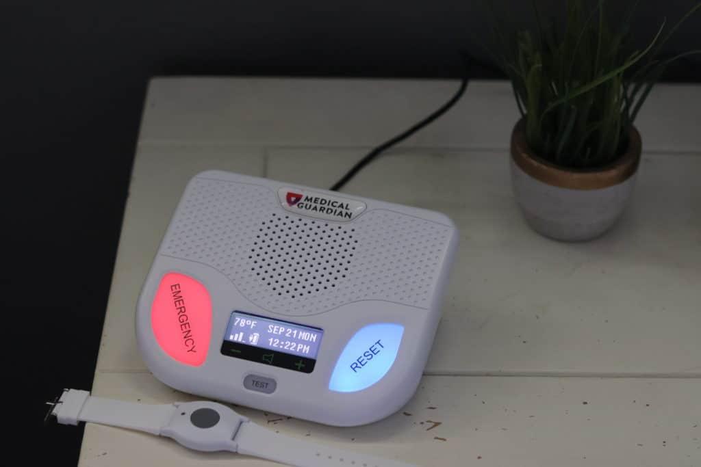 Medical Alert System - Medical Guardian's Home Guardian system