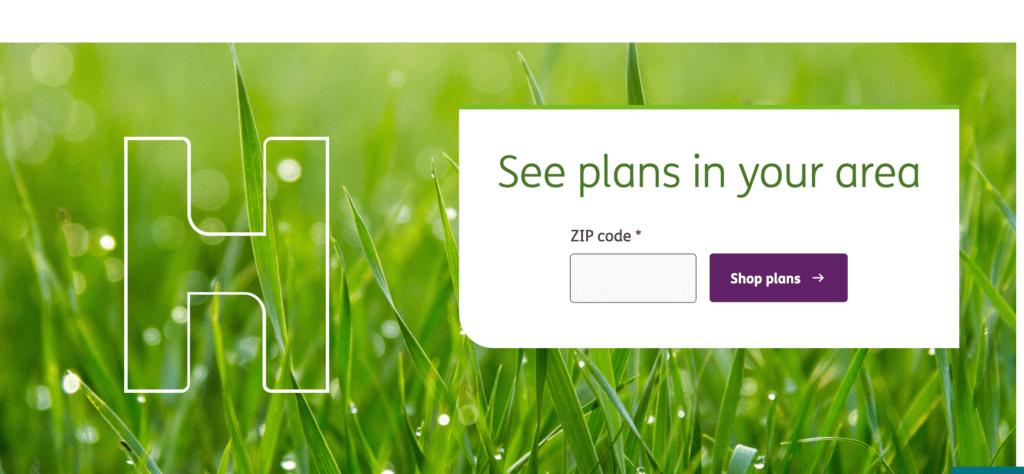 Humana - Input your ZIP code