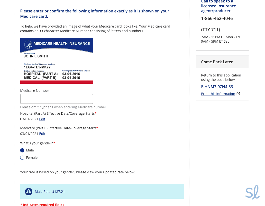 Confirm your Medicare information - UnitedHealthcare