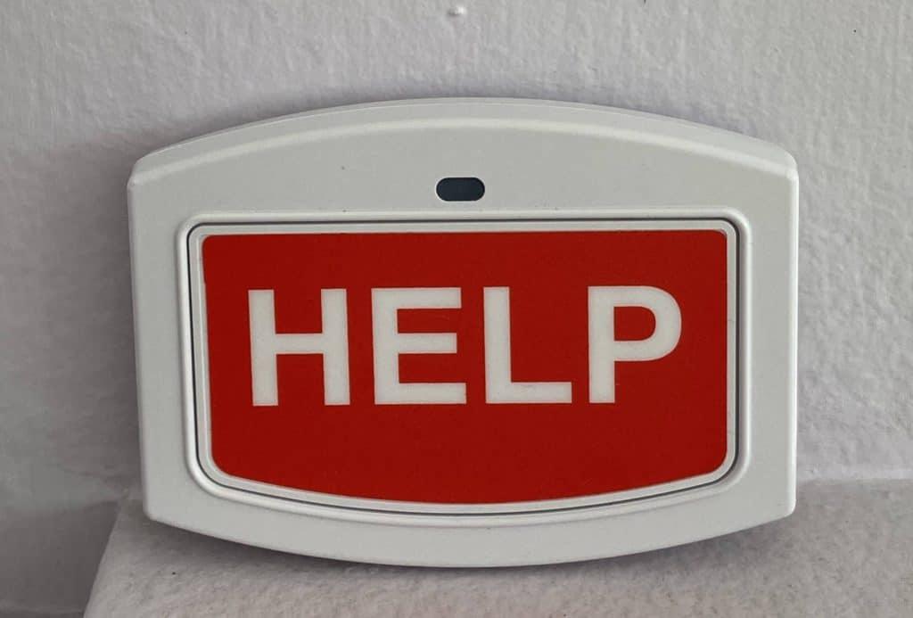 Bay Alarm Medical - Wall Button