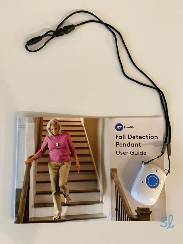 My automatic fall detection pendant from ADT Health