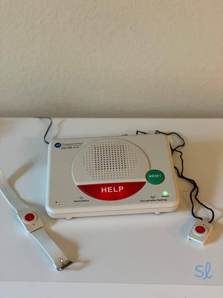 Setting up ADT Health's Medical Alert Basic system
