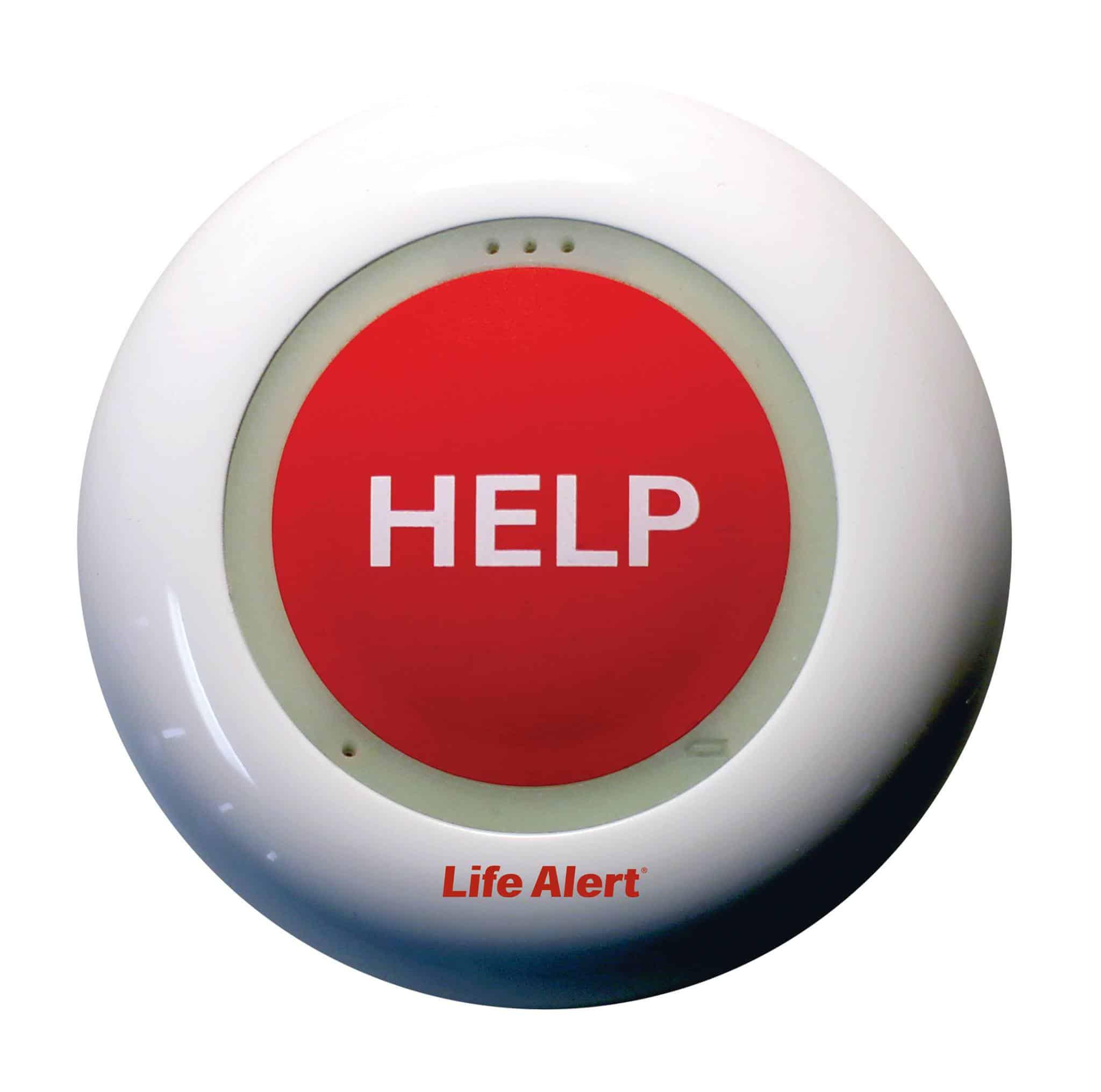 Life Alert Help Button