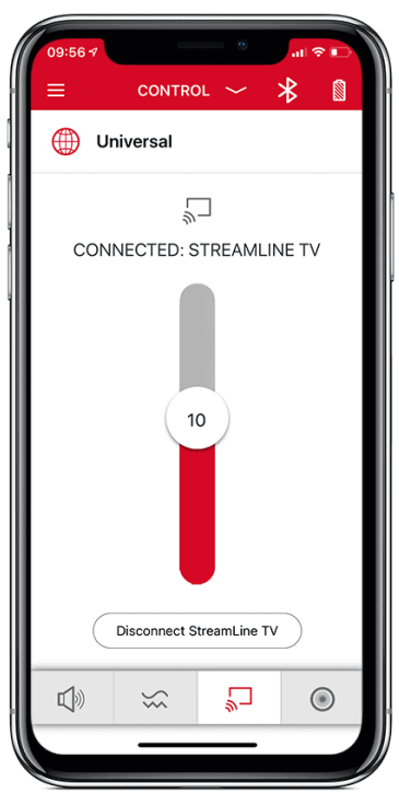 Signia App Accessory Control