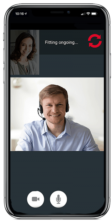 Signia App Virtual Appointment