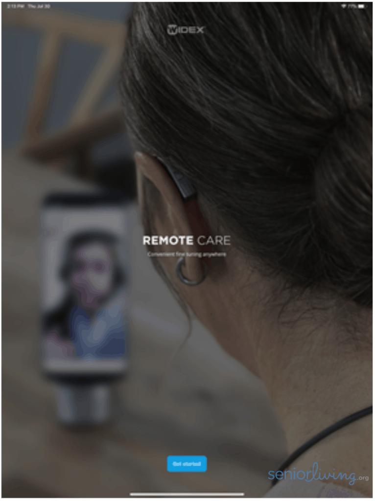 Widex Remote Care