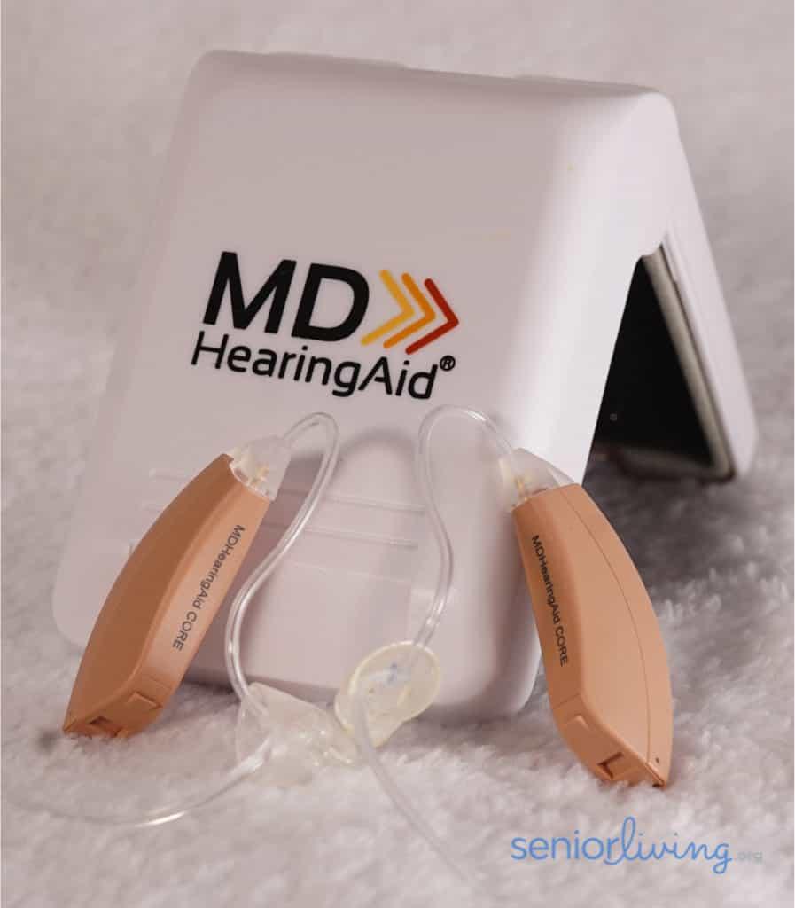 MD HearingAid CORE