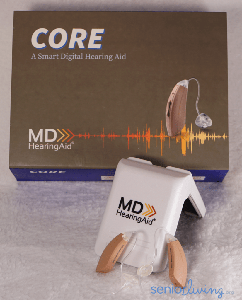 MD HearingAid CORE Packaging