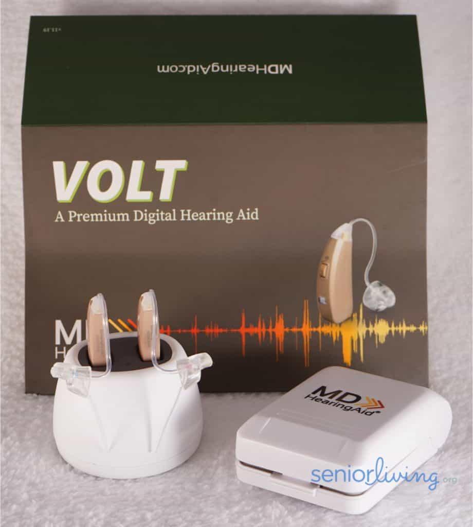 MD HearingAid Volt Packaging