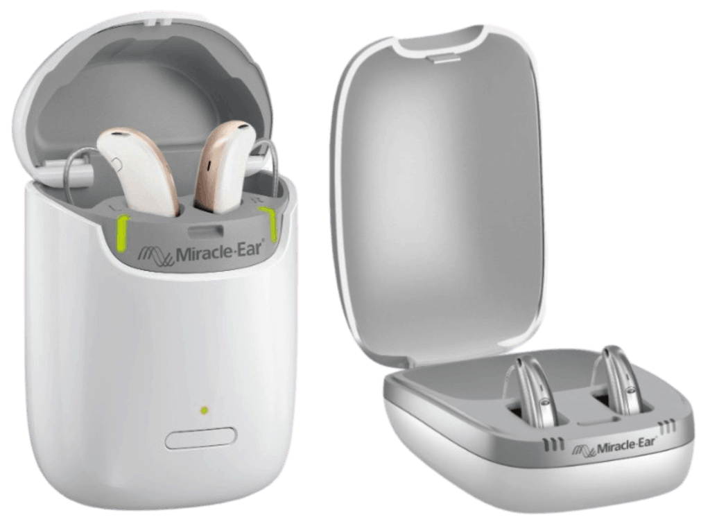 Miracle Ear Travel Charger and Inductive Charger