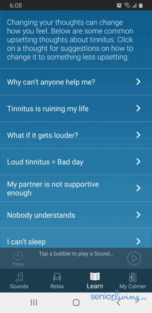 Tinnitus Calmer FAQs