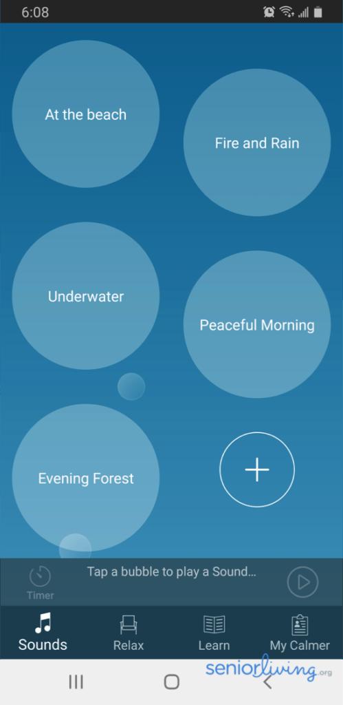 Tinnitus Calmer Homepage