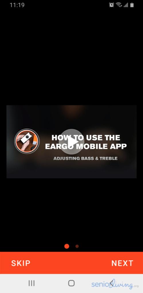 Eargo App How To Video