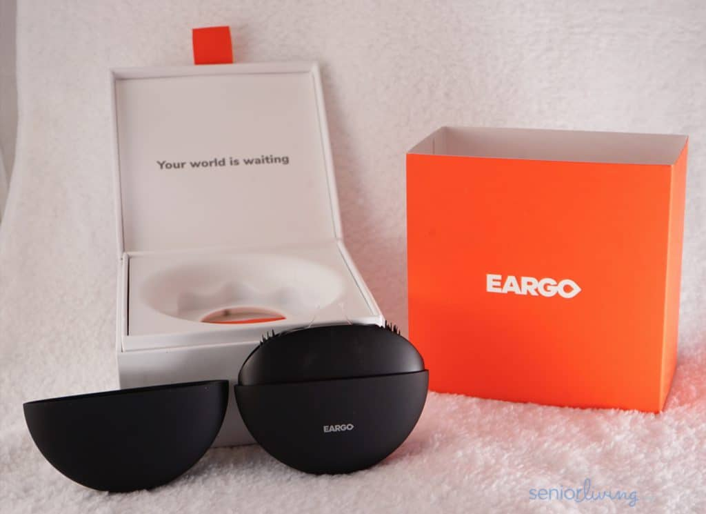 Eargo Packaging