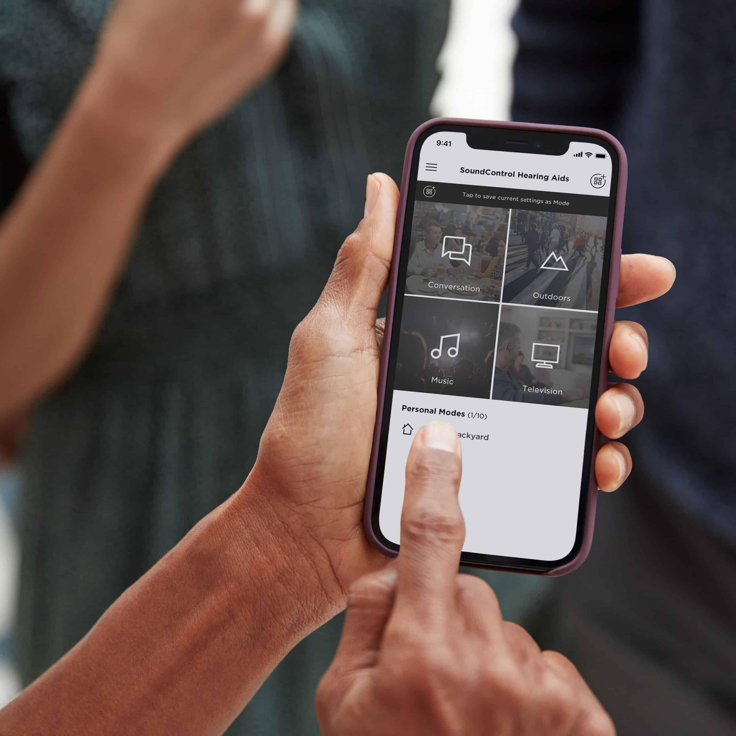 Bose Hear App.