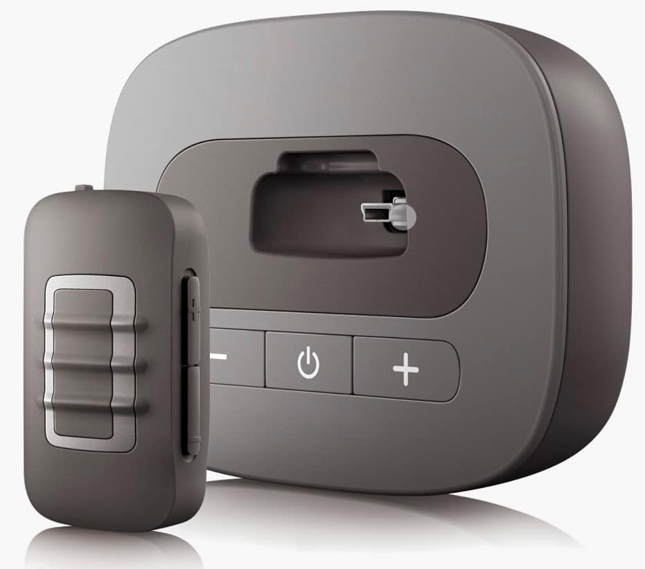 Audicus Bluetooth and Dock