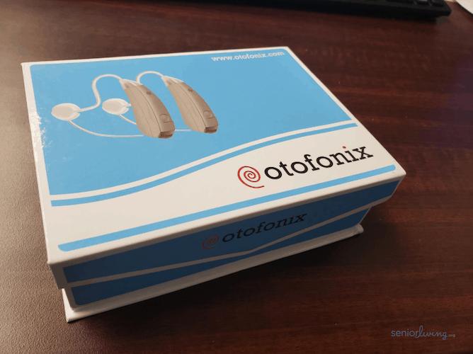 Otofonix Packaging