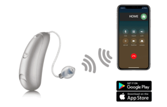 X-Series hearing aids