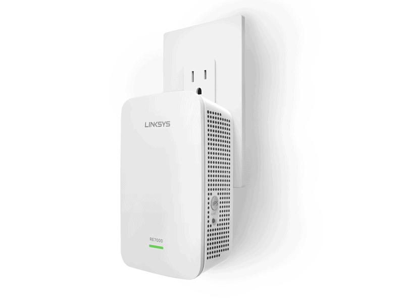 Linksys RE7000 Max-Stream™ AC1900+ Wi-Fi Extender