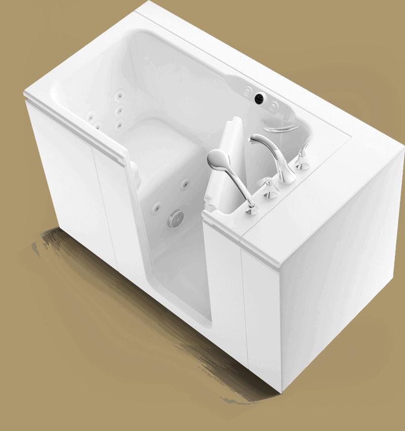 Kohler's walk-in tub