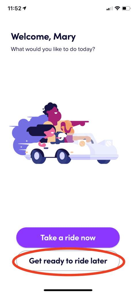 Lyft - Take a ride