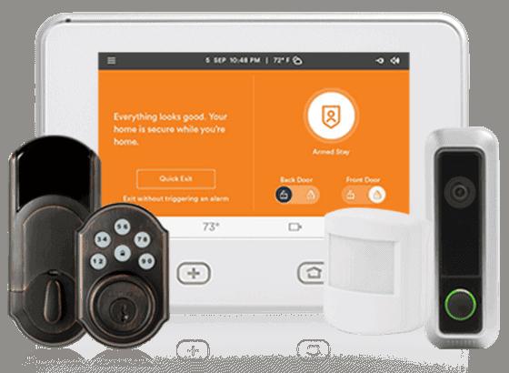 Vivint Home Security Equipment