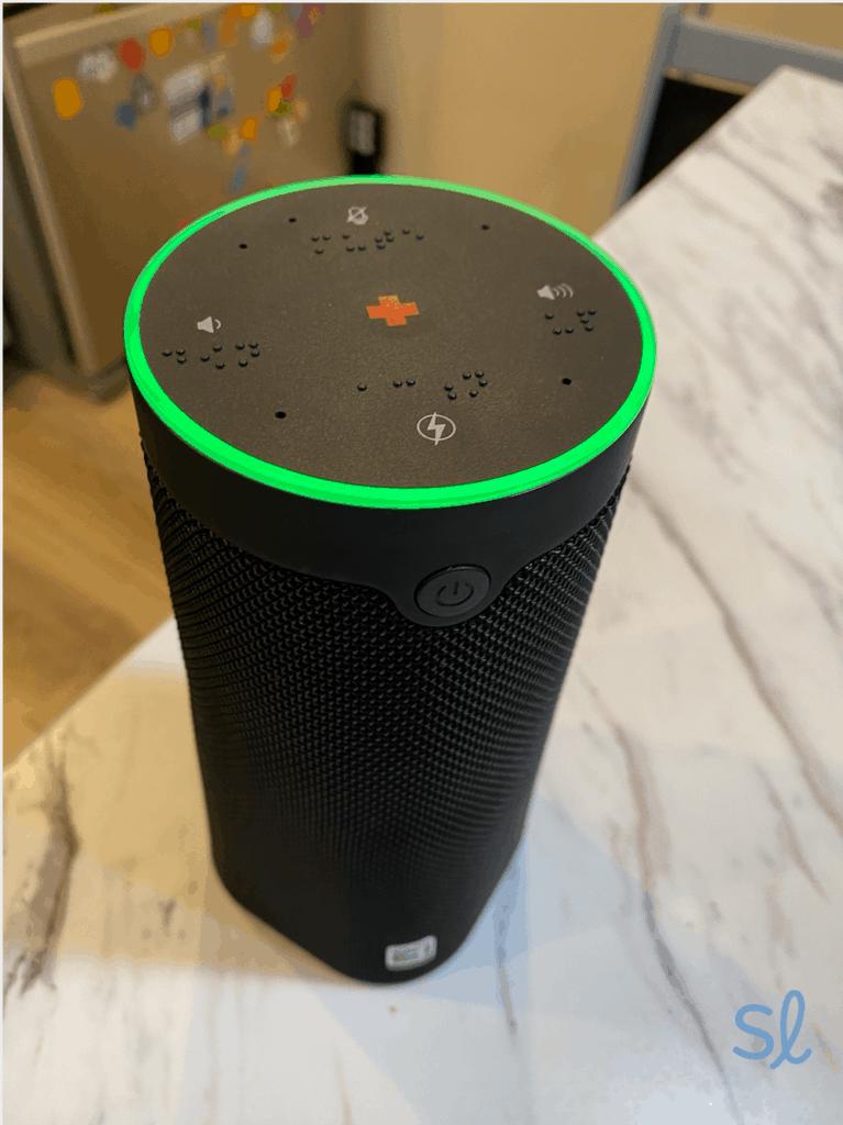 WellBe Smart Speaker