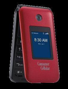 Consumer Cellular Link II