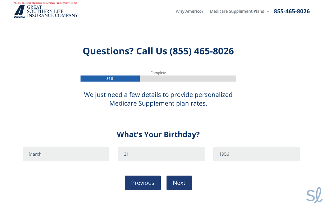 Provide your date of birth